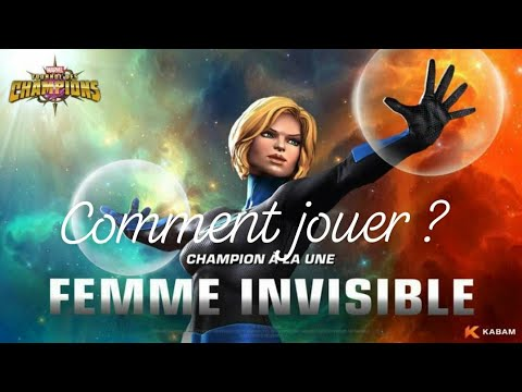 Comment jouer ? #La Femme Invisible