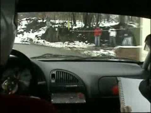 mali-rallysprint monc2008 camera car