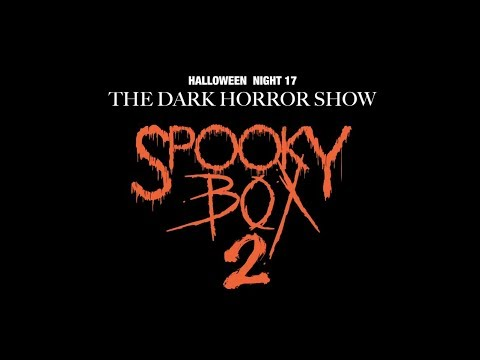the GazettE 『HALLOWEEN NIGHT 17 SPOOKY BOX2 THE DARK HORROR SHOW アビス/LUCY』OFFICIAL TRAILER