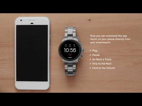 How To: Set Up Your Fossil Gen 4 Smartwatch
