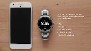 Gewusst Wie: Einrichten Ihrer Fossilen Gen-4-Smartwatch