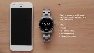 : Smartwatch 4 Fosil Gen Ayarlama