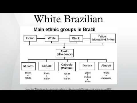White Brazilian