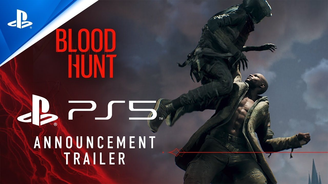 """Vampire the Masquerade – Bloodhunt""-Weltpremiere-Trailer | PlayStation Showcase 2021"