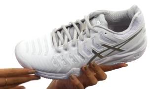 ASICS Gel-Resolution 7 Clay Court SKU:8802533