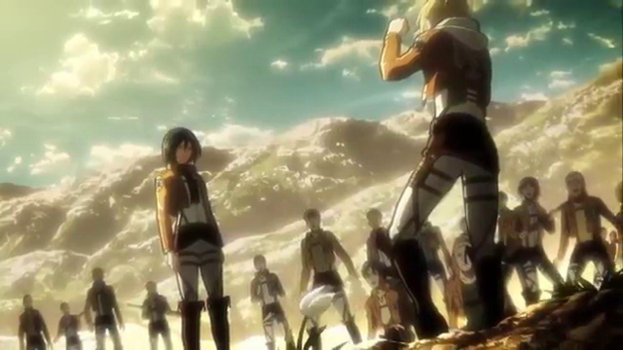 Mikasa vs Annie: Entenda como o manga já nos deu a resposta de quem venceu Maxresdefault