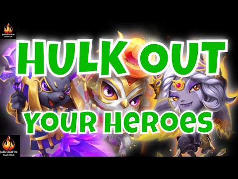 HUGE BOOST Castle Clash Mutant Pets Super Pets