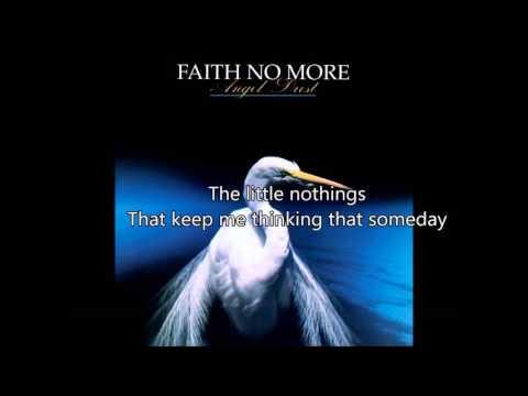 Faith No More -A Small Victory (Lyrics on Screen)