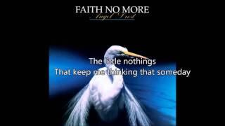 Faith No More -  A Small Victory (Lyrics on Screen)