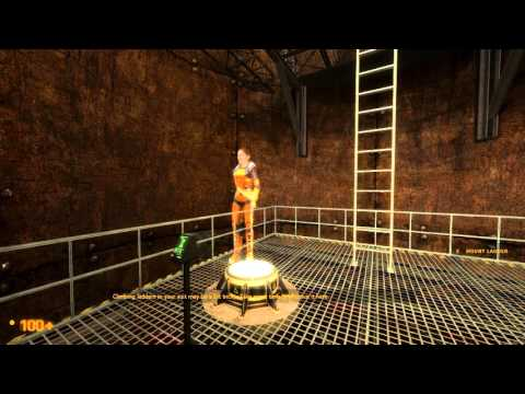 Black Mesa - Hazard Course [Full Playthrough]