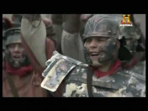 El Imperio Romano 01 La Primera Guerra Bárbara