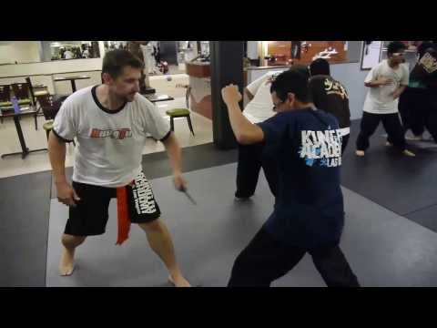 Basic Knife Control Techniques - Martial Arts Classes for Adults In Las Vegas