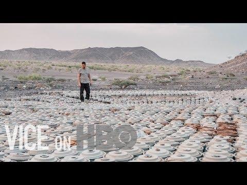 De-mining Yemen Could Take Decades | VICE on HBO (Bonus)
