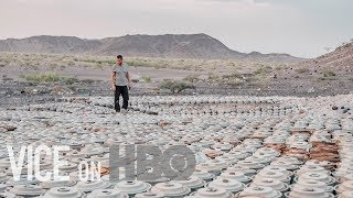 De-mining Yemen Could Take Decades | VICE on HBO (Bonus)