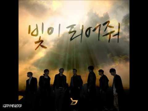 [Full Audio/MP3 DL] Block B- Be The Light HD