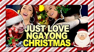 "ABS-CBN Christmas Station ID 2017 ""Just Love Ngayong Christmas"" Recording Lyric Video REACTION!!!"