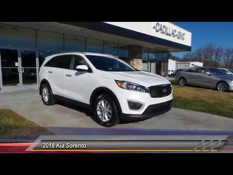 2018 Kia Sorento New U2022 Rusty Wallace Auto U2022 Morristown, TN U2022 423 586 1441  Live K5189
