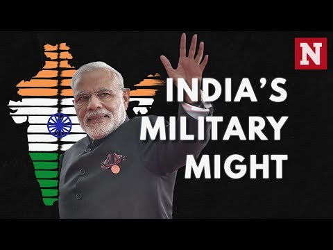 How Strong Is The Indian Military?