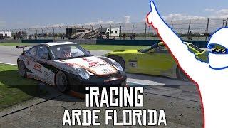 iRacing || Arde Florida (GT3 @ Sebring) || LIVE