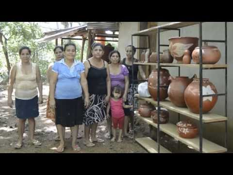 Mujeres Artesanas del Ojoche   Somotillo