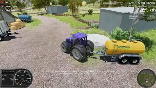 Professional Farmer American Dream   Terrible trailers!