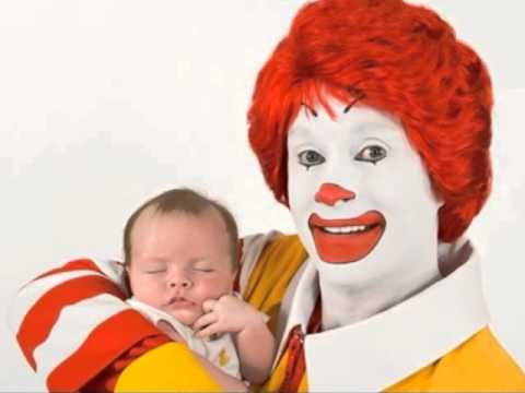 Ronald McDonald house commercial - YouTube