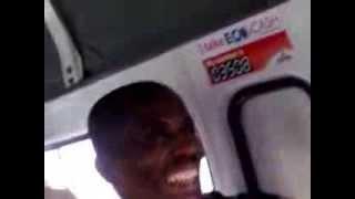 Funny Zimbabwean Bus Conductor