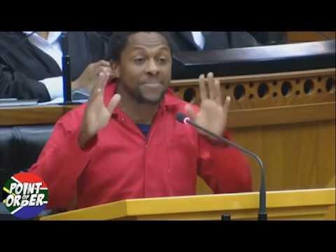 EFF Ndlozi - Zuma is sick !!
