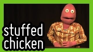 'Stuffed Chicken' - funny live comedy clip by Randy | ComComedy
