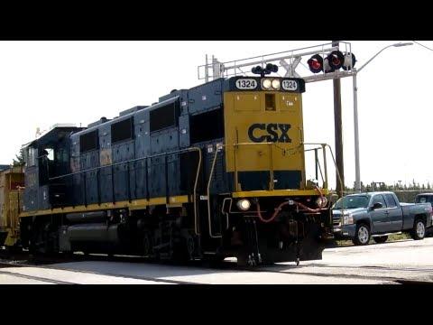 csx-genset-engine-1324-w/-loud-k3ha-horn-&-dwarf-cpl