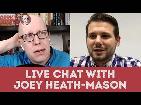 United Methodists divided on LGBT+ people: What's next? Is there hope? With Joey Heath-Mason.