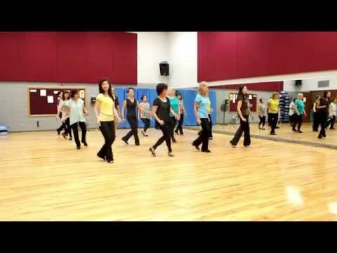 Rio De Amor (River of Love) - Line Dance (Dance & Teach in English & 中文)