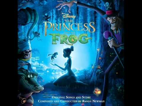 Princess and the Frog OST - 06 - When We're Human