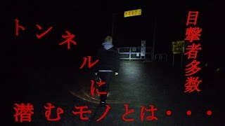 【心霊スポット】山の神トンネルに行ってみた・前編