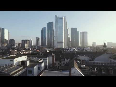 Frankfurt Skyline short
