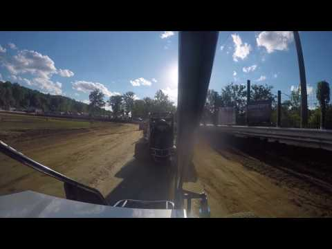 Heat Race Big Dance US 24 Speedway Night 2 6-24-2017
