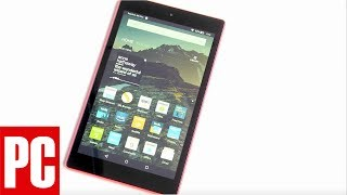 Amazon Fire HD 8 (2017) Review