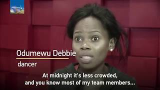 Guinness World Record by dancing for 5 days : Longest Dance : 137 Hours : Odumewu Debbie : Queen