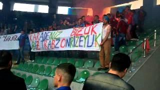 Çaykur Rizespor - 1461 Trabzon 61.Dakika.