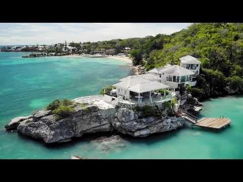 Antigua and Barbuda - Stunning Aerial Views