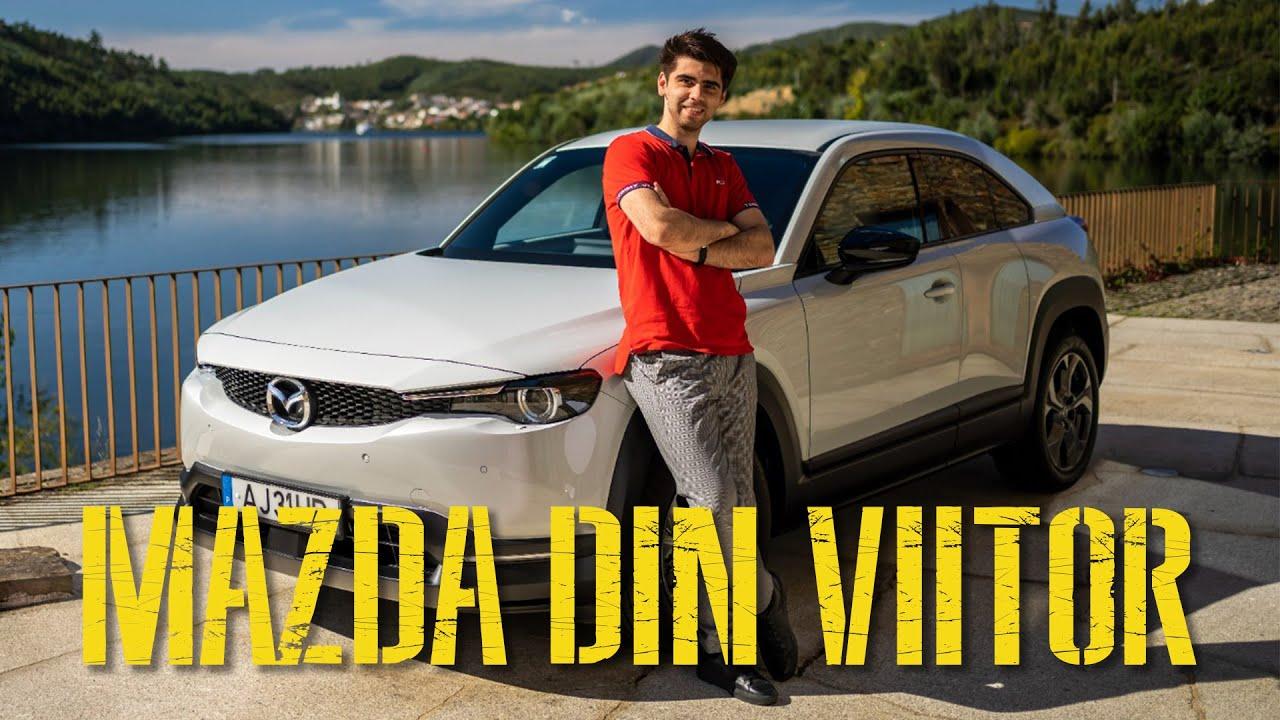 Mazda MX-30 full electric + un element surpriză - Cavaleria.ro