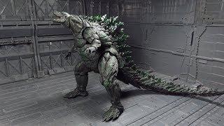SH MonsterArts: Godzilla 2017 Figure Review