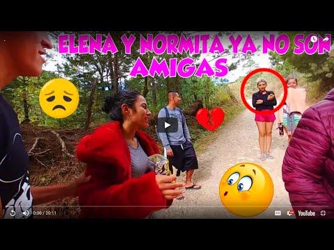 Las mejores amigas Elena y Normita andan peleadas😱 Nano y Garza vinieron bien preparados😂 Parte 11