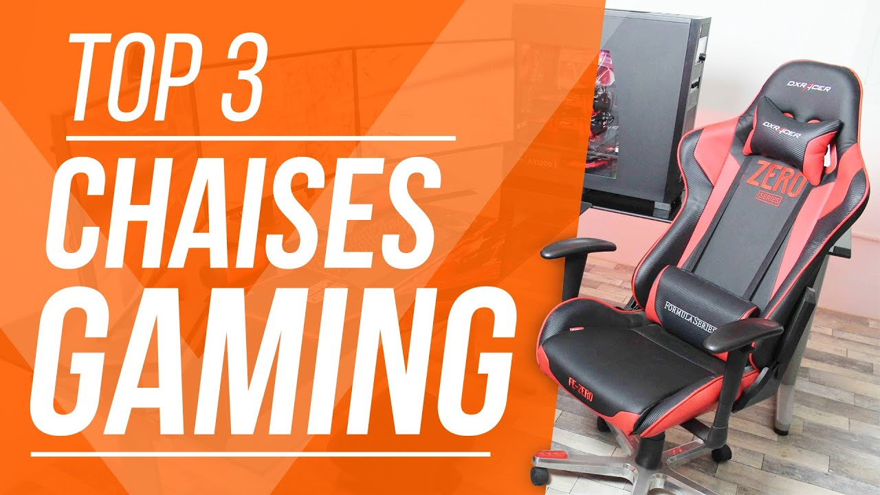 Chaise Gaming Oraxeat Top3 Meilleure Chaise Gaming 2019 Самые лучшие видео