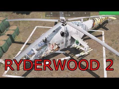 Operation Foothold 2 : The Ryderwood island Episode 2