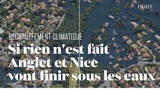 Réchauffement climatique : la modélisation de la montée du niveau des mers qui inquiète