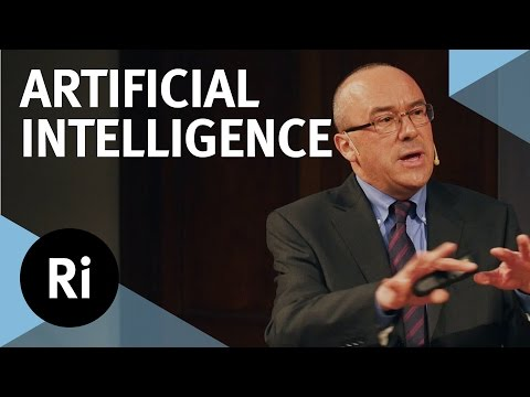 Artificial Intelligence, the History and Future – with Chris Bishop