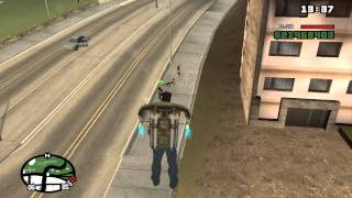 Gta sanandreas Rampage time 1