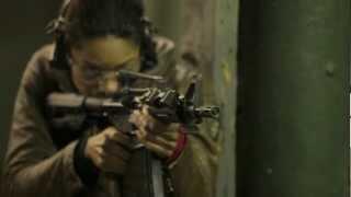 Skyfall - Naomie Harris vlog