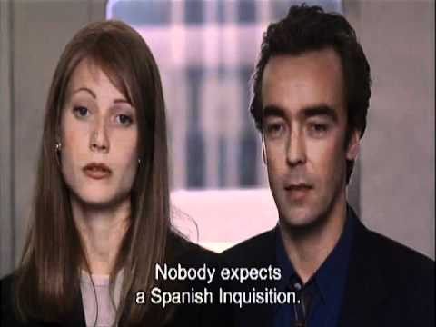 Nobody Expects A Spanish Inquisition Youtube